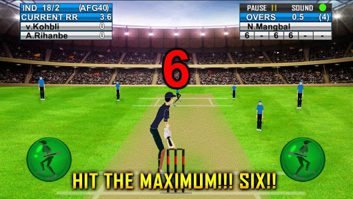 World Cricket Game: T20 Cricket Champions Cup 2017 Apps (apk) free download for Android/PC/Windows screenshot