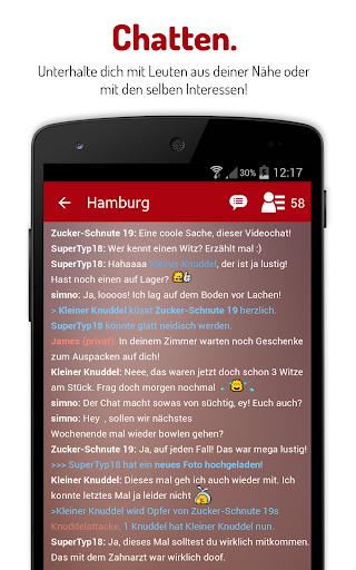Knuddels - Chat. Play. Flirt.  screenshots 1