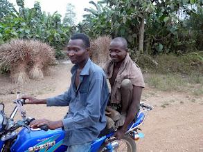 Photo: quel bonheur ! voici Laurent adulte, handicapé polio, toujours souriant et athlétique...