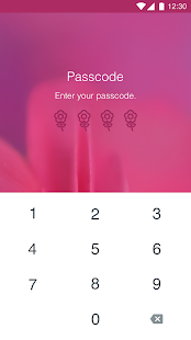 Pink Theme for KakaoTalk- screenshot thumbnail