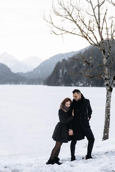 Wedding photographer Nazar Voyushin (NazarVoyushin). Photo of 15.12.2019