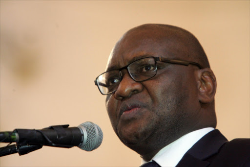 Gauteng premier David Makhura. File photo.