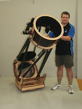 Photo: An engineering wonder by Greg This telescope is perfectly balanced and works beautifully.