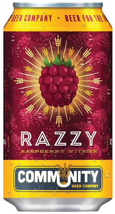 Logo of Community Razzy Witbier