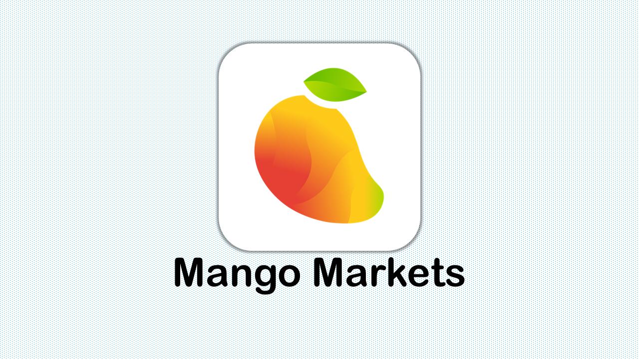 Blog Mango Markets