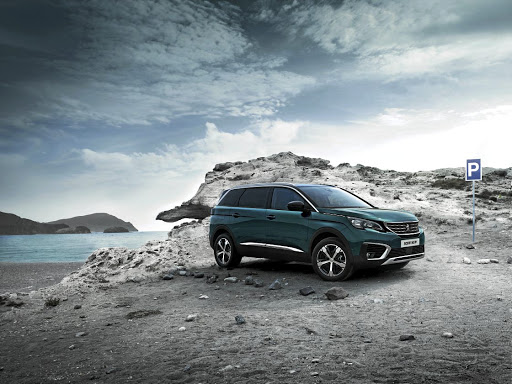The Peugeot 5008 will feature a similar visage to its 3008 sibling.