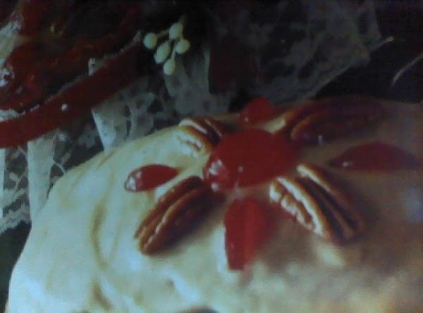 For caramel glaze combine butter, brown sugar granulated sugar and whipping cream in a...