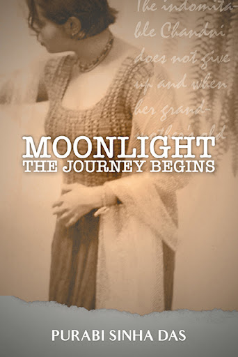 Moonlight - The Journey Begins cover