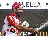 Tour de Catalogne: l'étape pour Matthews, De Gendt toujours leader, Froome chute et perd gros