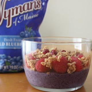 Power Berry Breakfast Bowl.