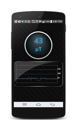 Magnetic Field Detector : Free