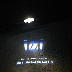 アルファード ANH20W アルファード 240S プライムセレクションⅡのカスタム事例画像 ZERO PHARDさんの2018年06月25日19:45の投稿