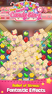 New Sweet Candy Story 2020 : Puzzle Master