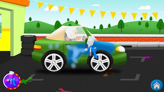 car wash for kids screenshot thumbnail
