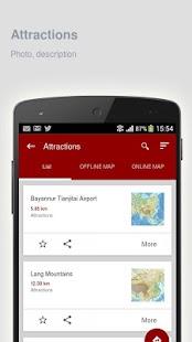 Morocco: Offline travel guide - náhled