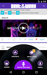 Beat of the Week- screenshot thumbnail