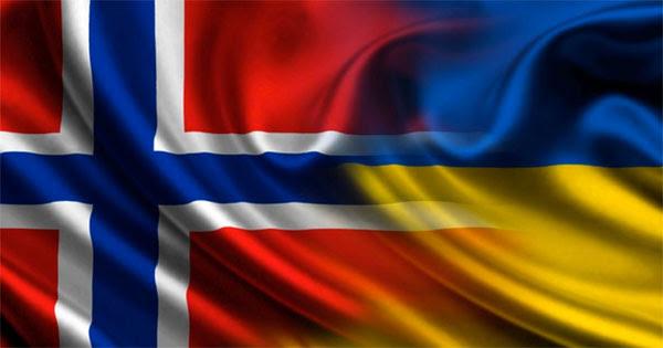 Перевозки грузов  Норвегия — Украина
