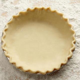 Hot Water Pie Crust.
