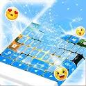 Keyboard Christmas Snow Theme icon