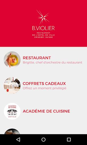 B.Violier Restaurant Crissier