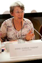 Photo: Anne-Sophie Parent, Director of AGE Platform Europe