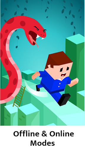 ud83dudc0d Snakes and Ladders - Free Board Games ud83cudfb2 3.0 screenshots 15