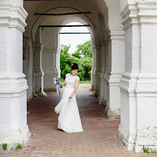 Wedding photographer Evgeniya Vorobeva (vorobeva). Photo of 23.06.2017