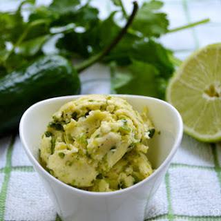 Jalapeño Lime Butter
