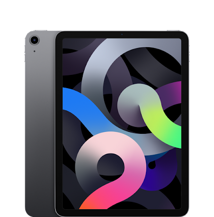 "Apple iPad Air 10,9"" 256GB WIFI (gen 4) Space Grey"
