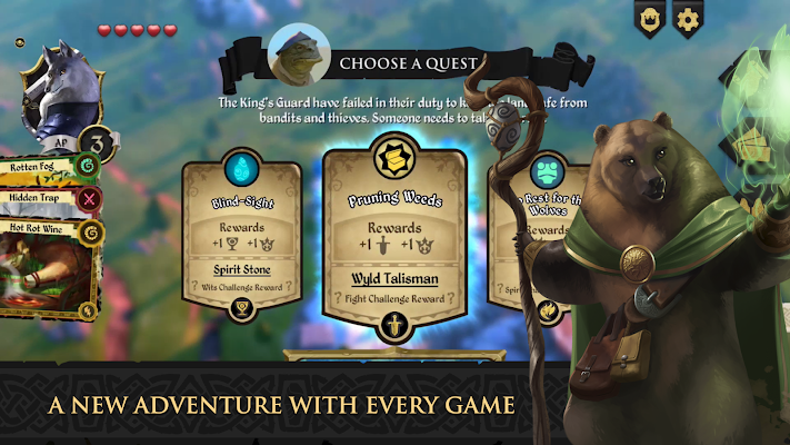 Armello Screenshot Image
