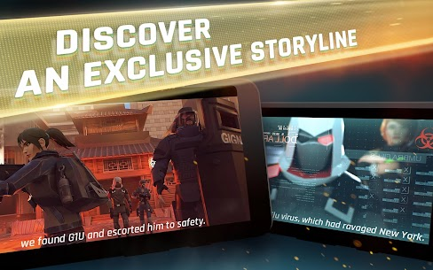 Tom Clancy's Elite Squad Apk Download For Android and Iphone 7