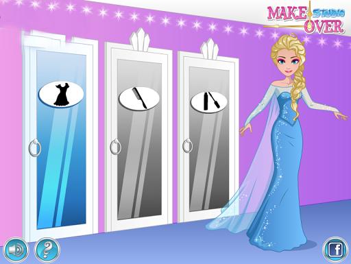Makeover Studio Elsa