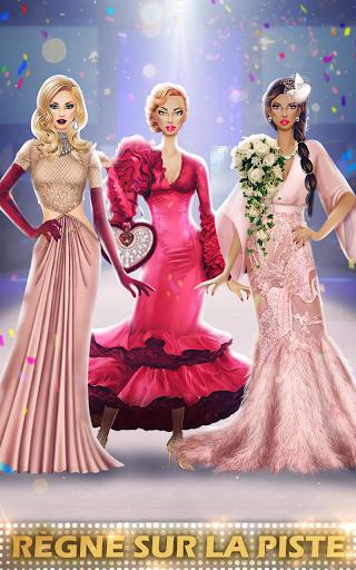 Télécharger Gratuit Jeux de Mode en vogue & Styliste pour des filles APK MOD (Astuce) screenshots 1