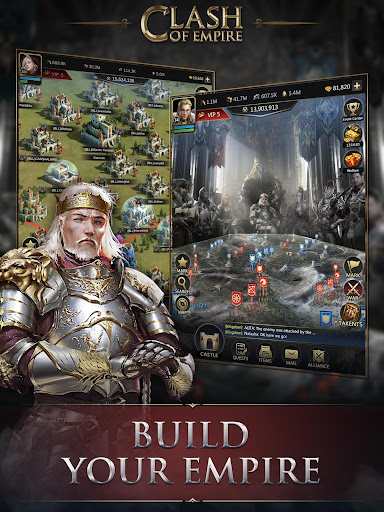 Clash of Empire: Epic Strategy War Game android2mod screenshots 13