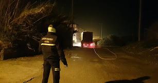 Segunda fumigación masiva en Adra.