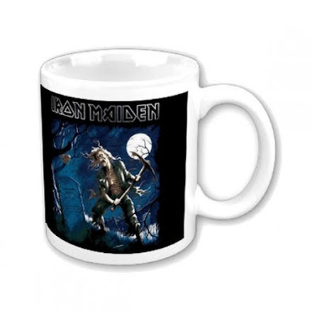 Iron Maiden - Benjamin Breeg Mug