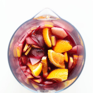 EASY TRADITIONAL RED SANGRIA