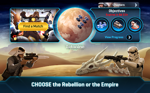 Hack Game Star Wars™: Commander apk free