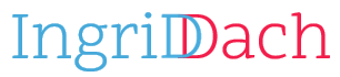 logotyp Ingrid Dach