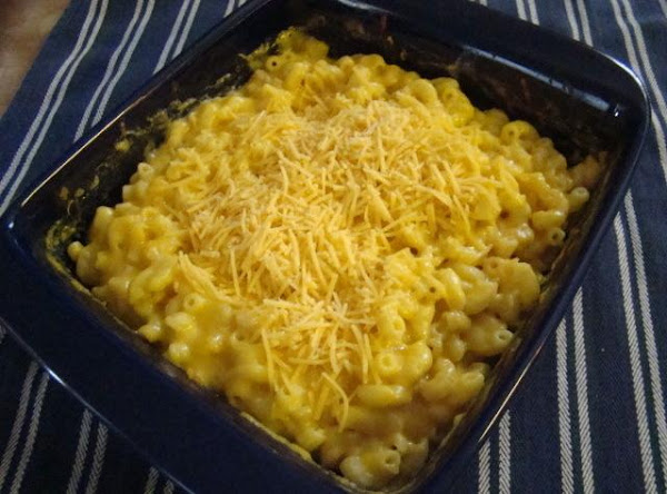 Macaroni & Cheese Recipe