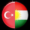 Kurdish Turkish Dictionary icon