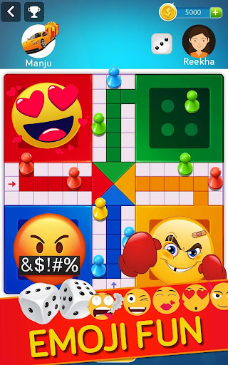 Ludo Game : Free Multiplayer Ludo, The Dice Game  screenshots 7