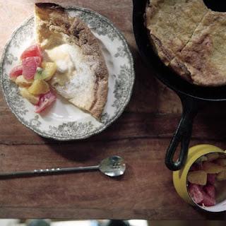 Whole Wheat Dutch Baby Pancake Recipe