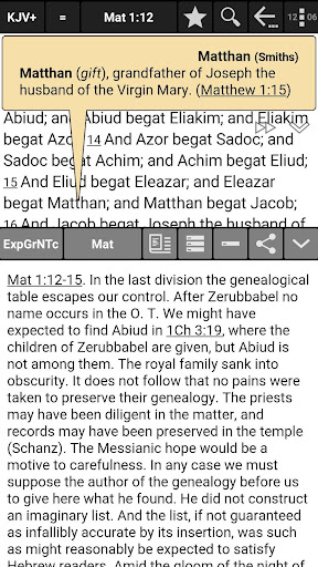 MyBible - Bible  screenshots 2