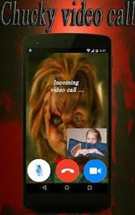 Chucky Video Call Scary Killer live 2018 - náhled