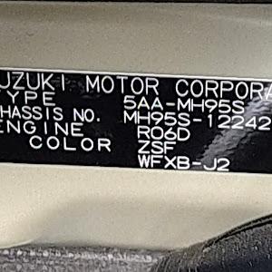ワゴンR MH95Sのカスタム事例画像 アッシー (081216atuyan)←インスタさんの2021年07月10日17:09の投稿