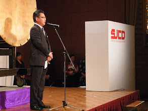Photo: さすがに手慣れた高須さん
