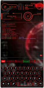 Aris – Linux Launcher, shell and command lines Apk Download for Android 4
