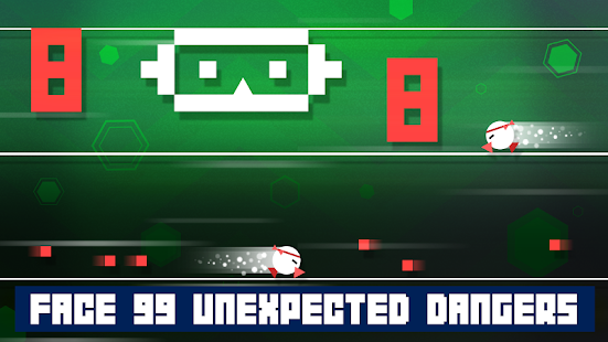 Impossible Dash: 99 Challenges!- screenshot thumbnail