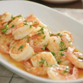 Orange-Chipotle Shrimp